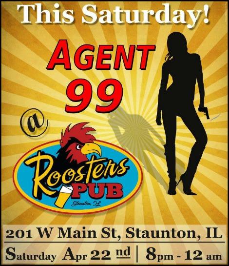 Agent 99 4-22-17