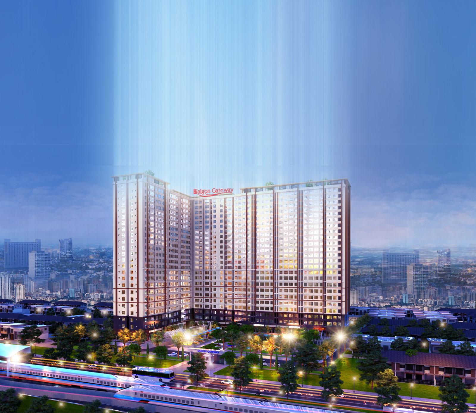Tổng quan căn hộ Saigon Gateway quận 9