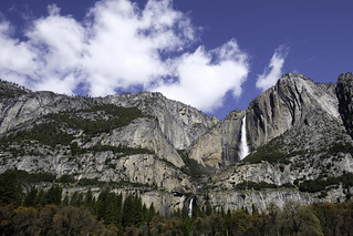 Upper and Lower Yosemite Fall | by lennycarl08