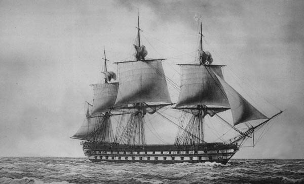 Emigration Ship