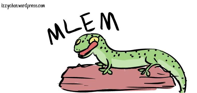 green gecko mlem
