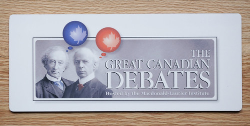 Great Canadian Debate, May 2, 2017: Canadian health care