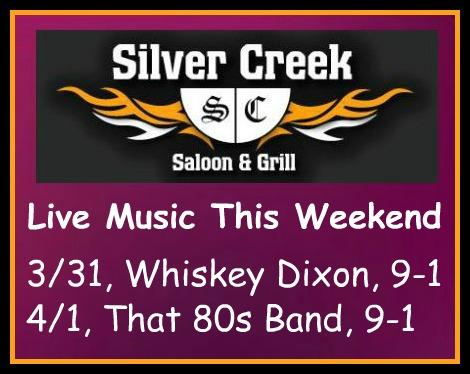 Silver Creek Poster 3-31-17