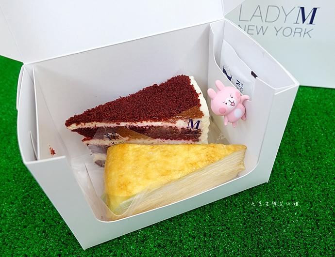 33 Lady M 台灣旗艦店-果然一開店就排到天荒地老!(含完整菜單及排隊方式分享)