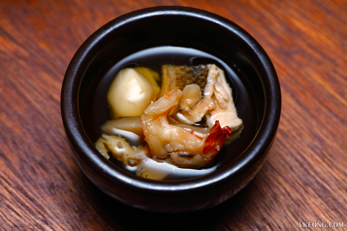 Dobin Mushi Soup