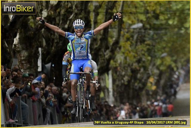 74ª Vuelta a Uruguay-4ª Etapa