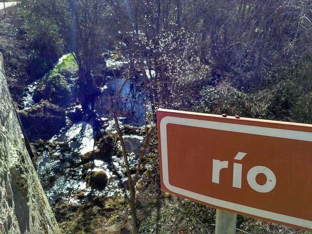 Senda Botánica del río Huécar