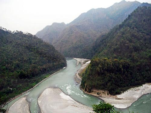 तीस्ता नदी