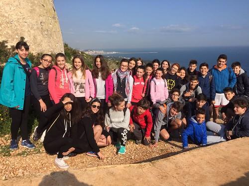 Excursión Torre del Gerro y Jávea(2ºESO)