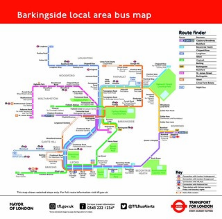 TfL Image - Barkingside bus trial
