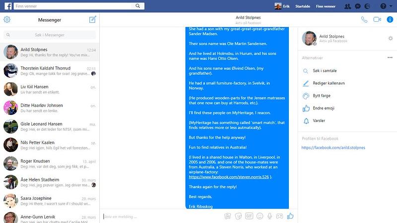 facebook slektsforskning 2