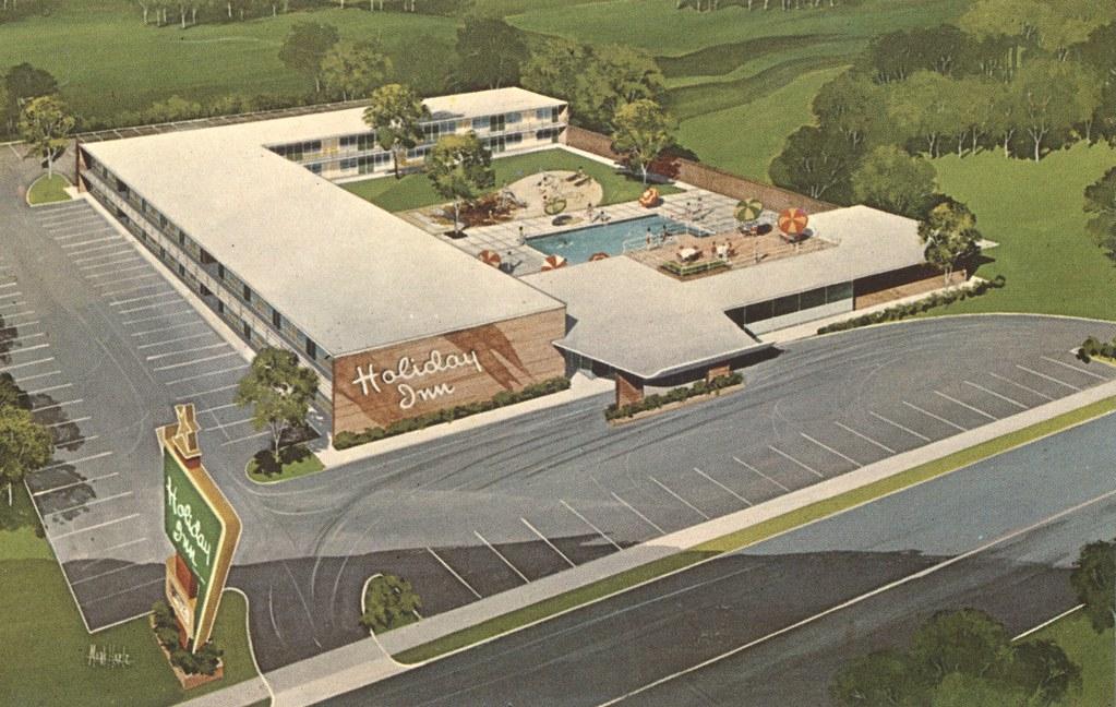 Holiday Inn No. 2 - Louisville, Kentucky
