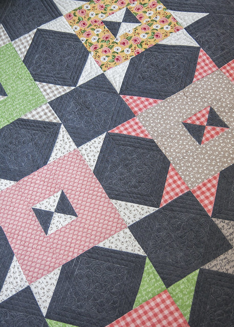 Barn Style quilt