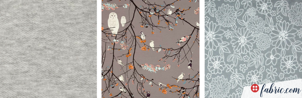 119 Dress Fabrics
