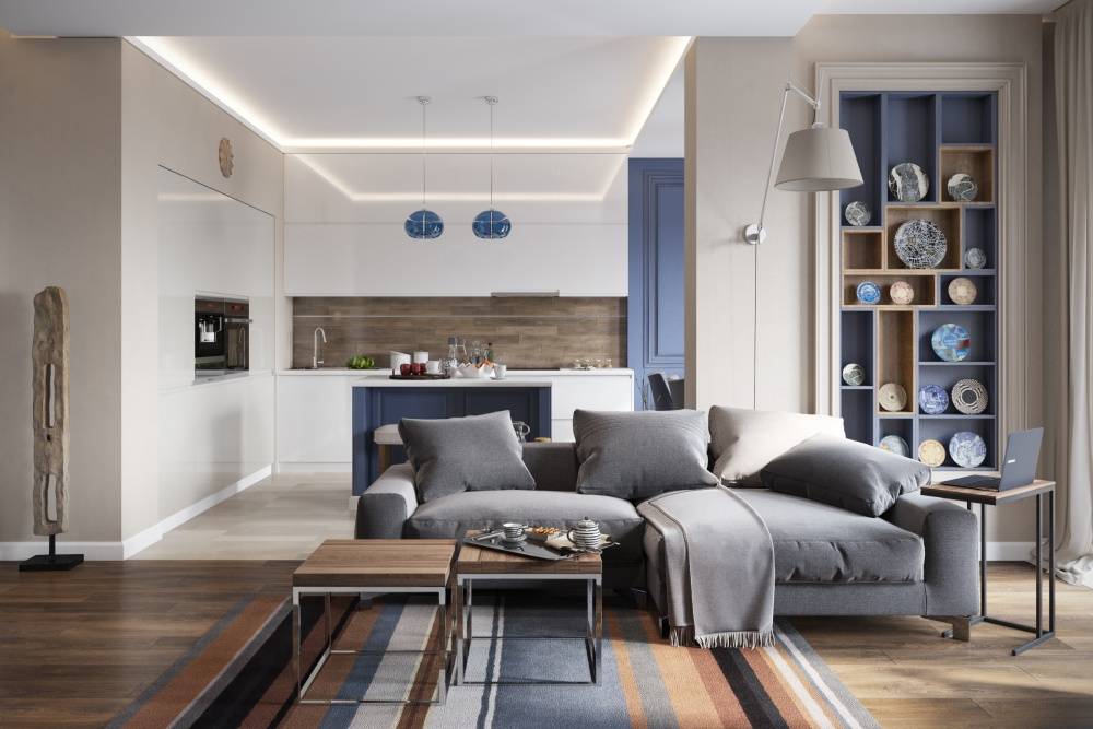 Modern Chic Home