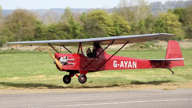 G-AYAN