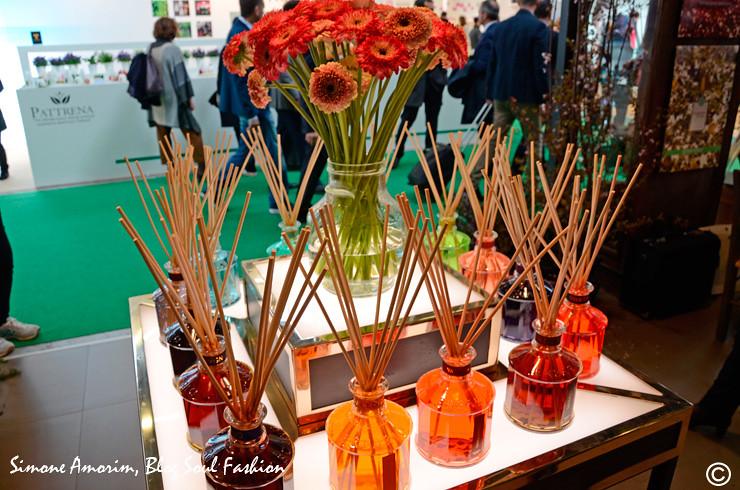 Os perfumes para a casa da Erbario Toscano.