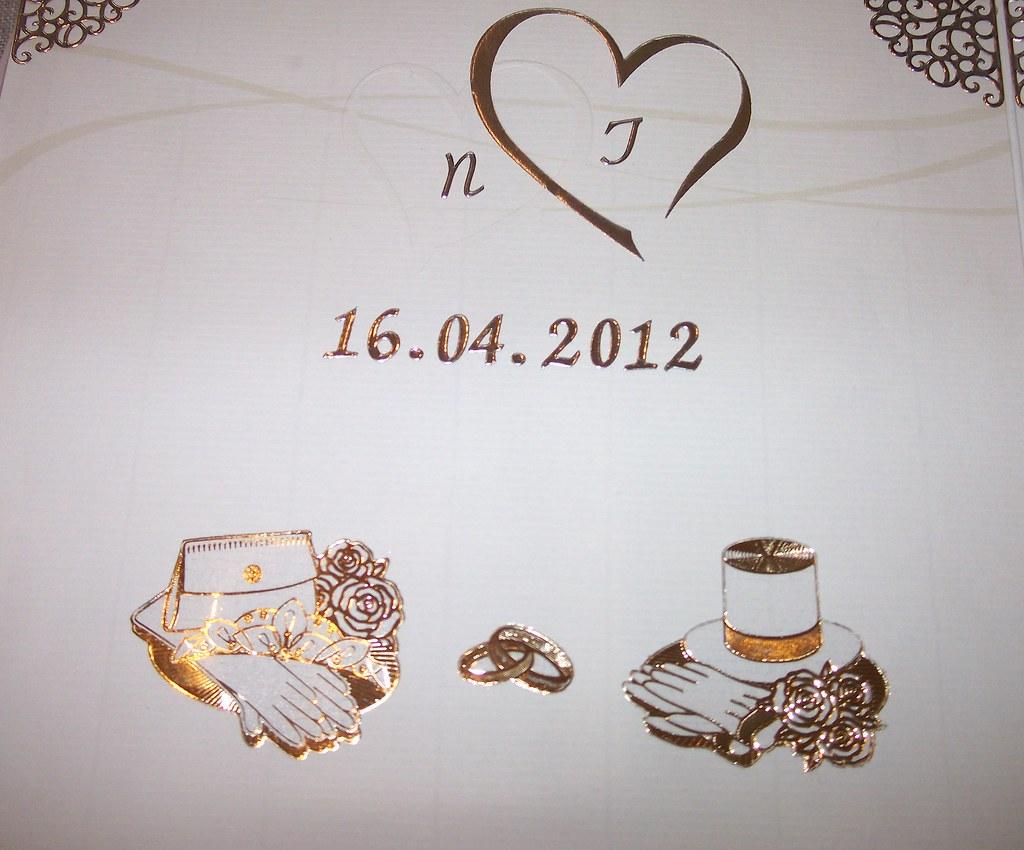 Hochzeitskarten Naddel 012 Anni N Flickr