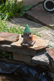 Fischer the Fishing Gnome | by kaszeta