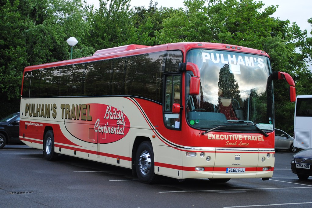 PULHAMS COACHES Bourton-on-the-Water | SL60 PUL Volvo B12M P… | Flickr