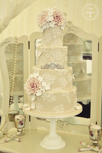 mocha house wedding cakes brushed lace wedding cake mocha amp dusky pink cake for 17462