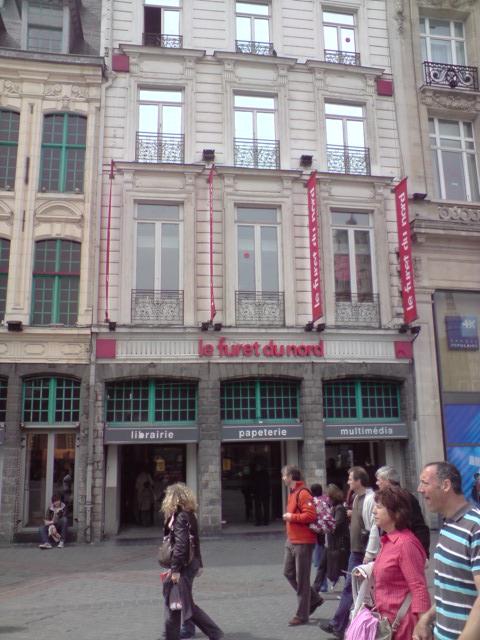 Le furet du Nord Lille