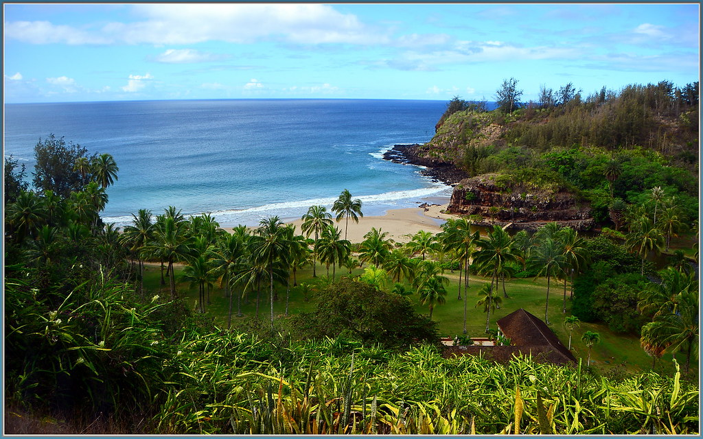 Allerton Garden Kauai Sunny And Warm On The Way In Turne Flickr