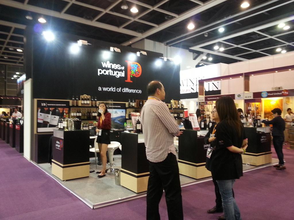 Exhibition Stand Hong Kong : Hong kong wine spirit intl fair november win