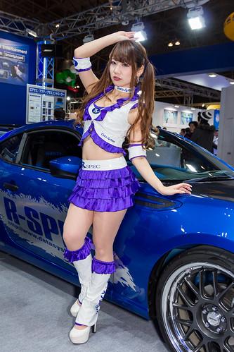 Datasystem tokyo auto salon 2014 show girl makuhari chi flickr - Tokyo motor show 2014 ...