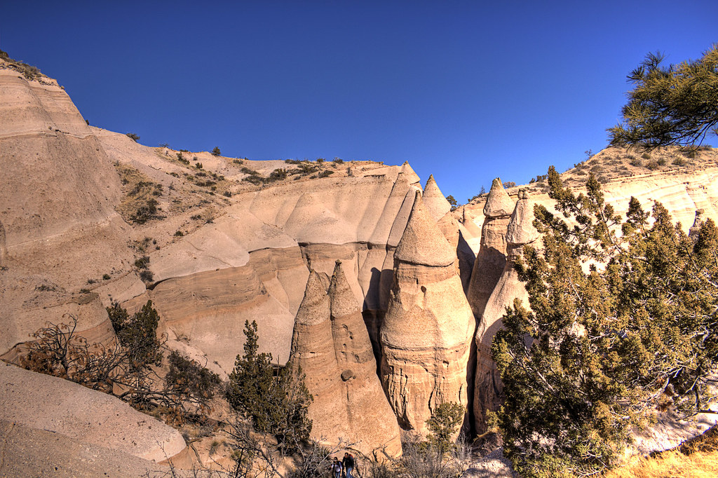 Tent Rock New Mexico  This Is About An Hour North Of