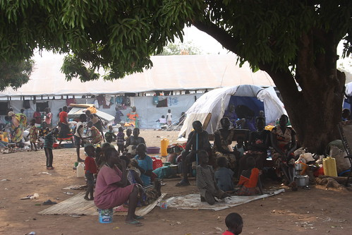 South Sudan refugees in Uganda January 2014 | by EU Civil Protection and Humanitarian Aid Operation