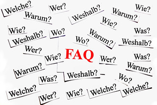 FAQ Frequently Asked Questions 46/365 | by Skley