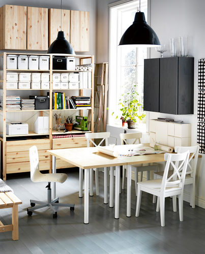 IKEA IVAR Dining Room