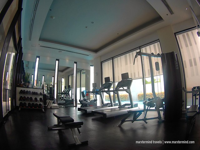 Fitness Center at Seda Abreeza Davao Hotel