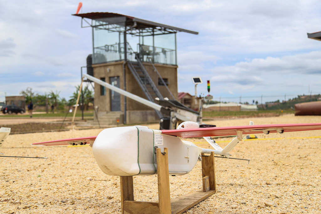 Zipline Uses Drone Technology To Save Lives Launched In Oc Flickr