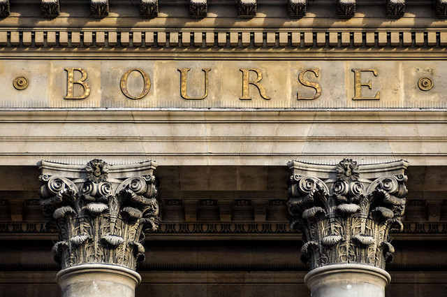 Paris Bourse top papers March 2017