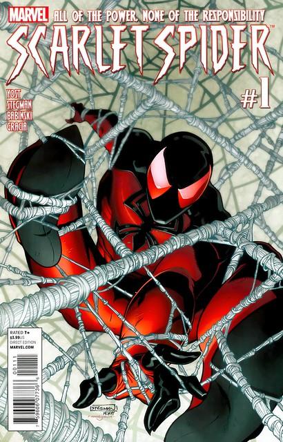 Scarlet Spider v1