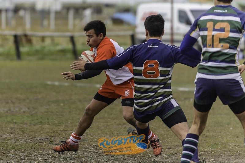 Universitario vs Colegio del Sur - M17 [Galería de Fotos]