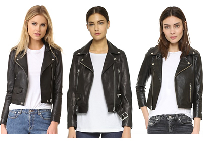Leather Jackets from Shopbop