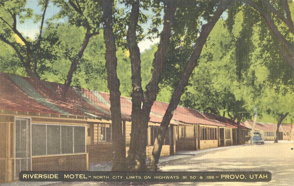 Riverside Motel - Provo, Utah