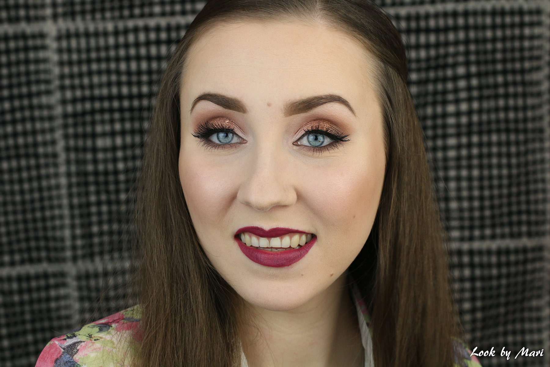 5 eye makeup ideas for blue eyes party glam easy natural tutorial