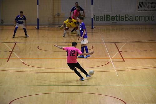 Fútbol Sala Tercera División Nacional Multigraphic y Virgili