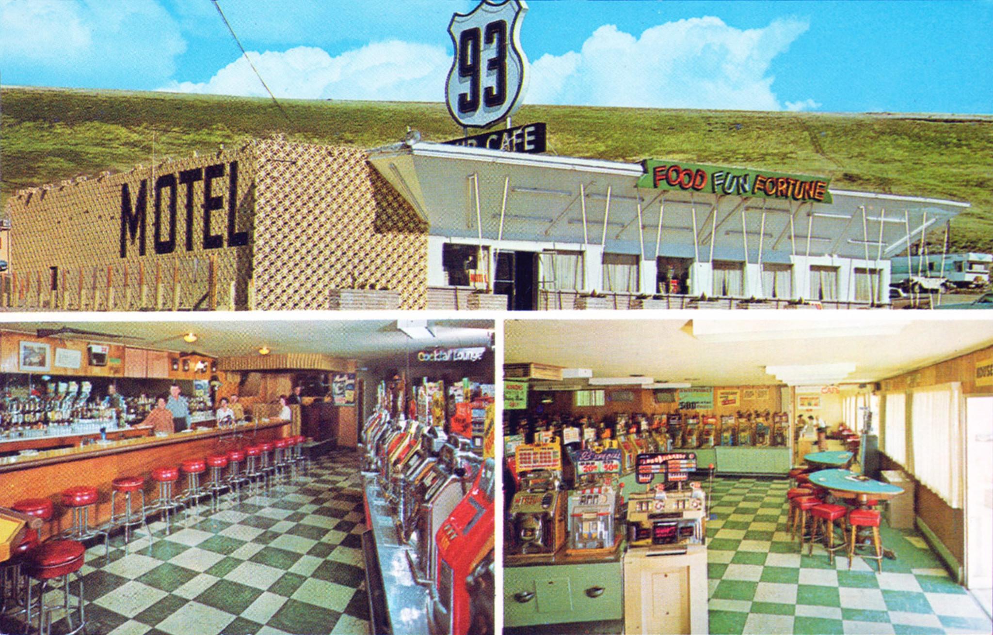 Club 93 - Jackpot, Nevada
