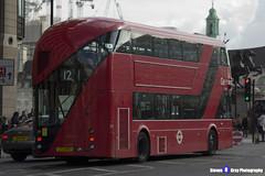 Wrightbus NRM NBFL - LTZ 1447 - LT447 - 12 - Go Ahead London - London 2017 - Steven Gray - IMG_8370