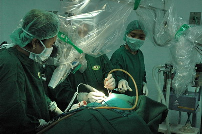 Biaya Operasi Gendang Telinga Bolong