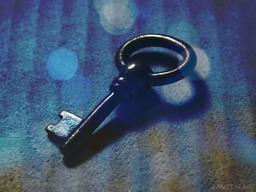 Key to my secrets?