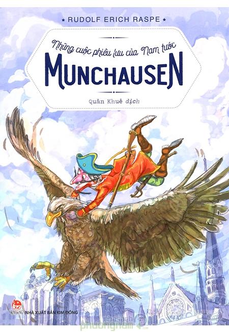 Nam tước Munchausen và những cuộc phiêu lưu hấp dẫn