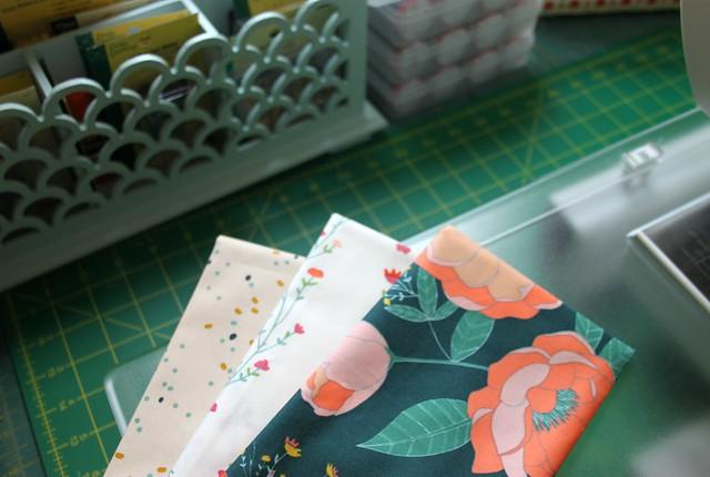 Week Twelve Fabrics