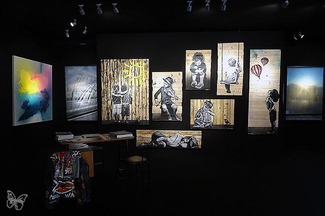 Urban Art Fair Paris 2017