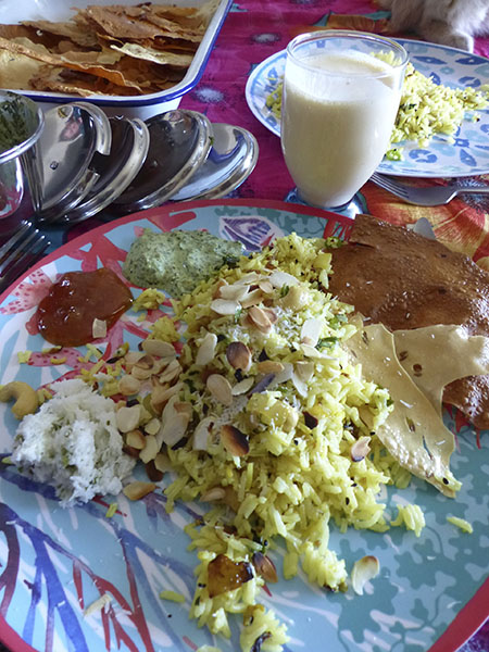 brunch indien